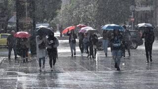 Έκτακτο δελτίο καιρού: Συστάσεις προς τους πολίτες από την Πολιτική Προστασία
