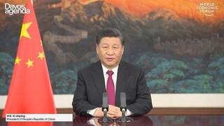 Νταβός: Πανδημία και κινεζική ανάκαμψη στο μενού του Παγκόσμιου Οικονομικού Φόρουμ
