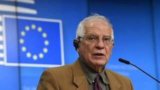 Μπορέλ: Σημαντικό βήμα η επανέναρξη των διερευνητικών επαφών Ελλάδας-Τουρκίας