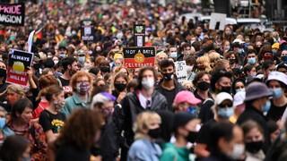 Αυστραλία: Μαζικές διαδηλώσεις την «Ημέρα της Εισβολής» παρά την απαγόρευση λόγω πανδημίας