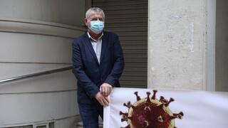 ΠΟΕΔΗΝ – Γιαννάκος για απαγόρευση συναθροίσεων: Δεν θα μας κλείσουν το στόμα