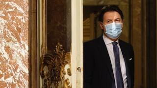 Στην Ιταλία η πρώτη κυβέρνηση - «θύμα» του κορωνοϊού: Παραιτήθηκε ο Τζουζέπε Κόντε