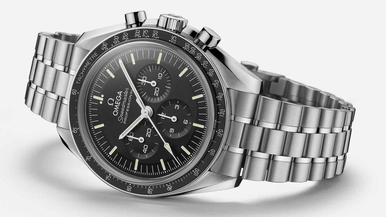 Omega Moonwatch: To πρώτο ρολόι που πέταξε στο διάστημα τώρα εκσυγχρονίζεται