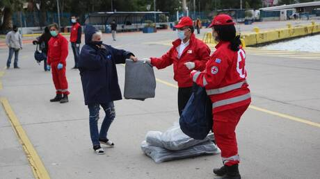 Ο Ελληνικός Ερυθρός Σταυρός και η Procter&Gamble διοργανώνουν streetwork στον Πειραιά