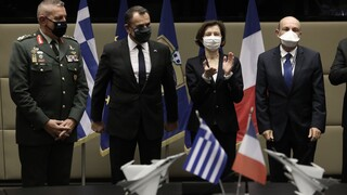 Παναγιωτόπουλος: Στόχος μας 40 καινούρια μαχητικά - Τι είπε για Rafale και F35