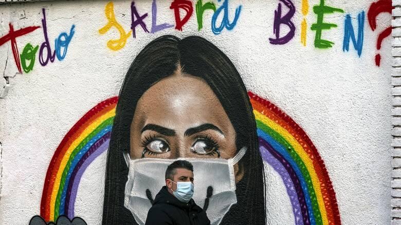 Ένας χρόνος κορωνοϊός: Έσπασε το «φράγμα» των 100 εκατ. κρουσμάτων παγκοσμίως