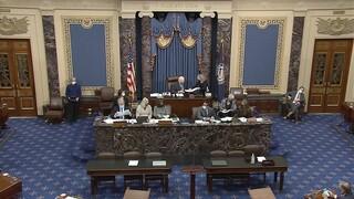 Δίκη Τραμπ: Ενάντια στη διαδικασία η μεγάλη πλειοψηφία των Ρεπουμπλικανών