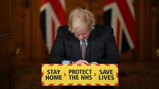 Η Βρετανία ξεπέρασε τους 100.000 νεκρούς - Τζόνσον: Αναλαμβάνω την πλήρη ευθύνη