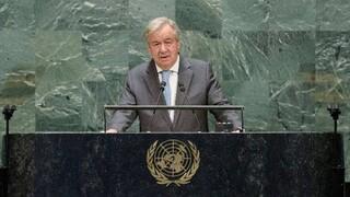 Γκουτέρες: Καλύτερος φόρος τιμής στα θύματα του Ολοκαυτώματος είναι ένας κόσμος ισότητας