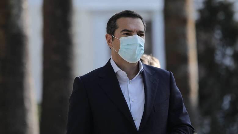 Τσίπρας: Ο κ. Μητσοτάκης θα πράξει το εθνικά επωφελές ή το κομματικά αναγκαίο;