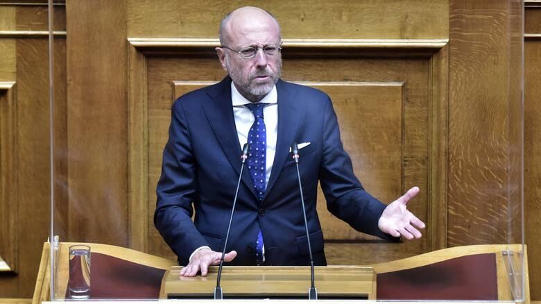 Επίθεση στο γραφείο του βουλευτή Δημήτρη Βαρτζόπουλου – Η ανακοίνωση της ΝΔ