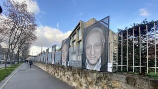 Πορτρέτα επιζησάντων του Ολοκαυτώματος «μιλούν» για τη ναζιστική θηριωδία