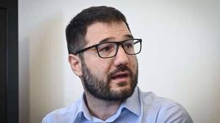 Ηλιόπουλος: Η κυβέρνηση θέλει να φιμώσει κάθε αντίδραση κοινωνίας στην πολιτική της