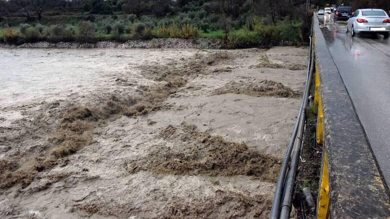 Κακοκαιρία: Αίτημα να κηρυχθεί ο δήμος Αγρινίου σε κατάσταση έκτακτης ανάγκης