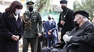 Σακελλαροπούλου: Το Ολοκαύτωμα μας αφορά όλους, χρειάζεται καλλιέργεια της ιστορικής μνήμης