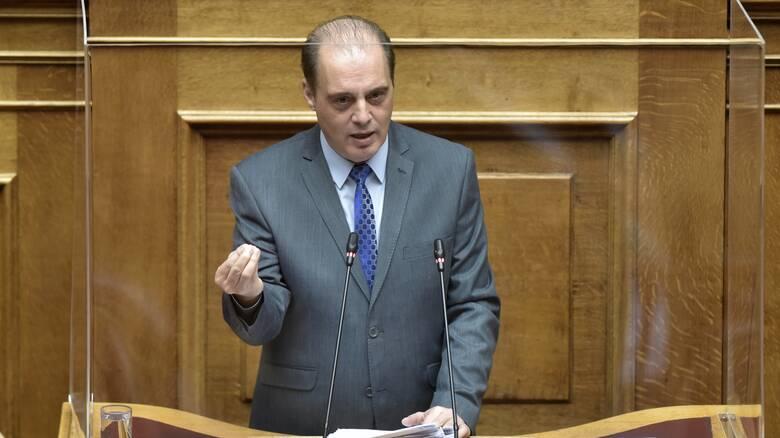 Επίθεση Βελόπουλου στον επικεφαλής της αντιπροσωπείας για τις διερευνητικές επαφές