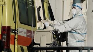 Κορωνοϊός: 32 νέοι θάνατοι, 274 διασωληνωμένοι, 858 νέα κρούσματα