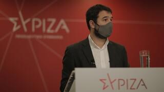 ΣΥΡΙΖΑ: Να αναλάβει ευρωπαϊκή πρωτοβουλία ο Μητσοτάκης για άρση στις πατέντες εμβολίων