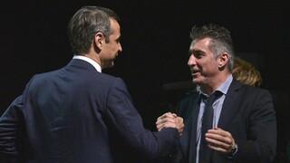 Επιστροφή Ζαγοράκη στην ευρωομάδα της ΝΔ - Υποψήφιος για την ηγεσία της ΕΠΟ