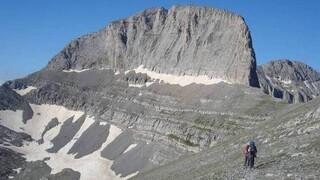 Όλυμπος: Νεκρός ορειβάτης που καταπλακώθηκε από χιονοστιβάδα
