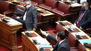 Βουλή: Καυγάς ΝΔ - ΣΥΡΙΖΑ για πανδημία, συλλαλητήριο και «17 Νοέμβρη»