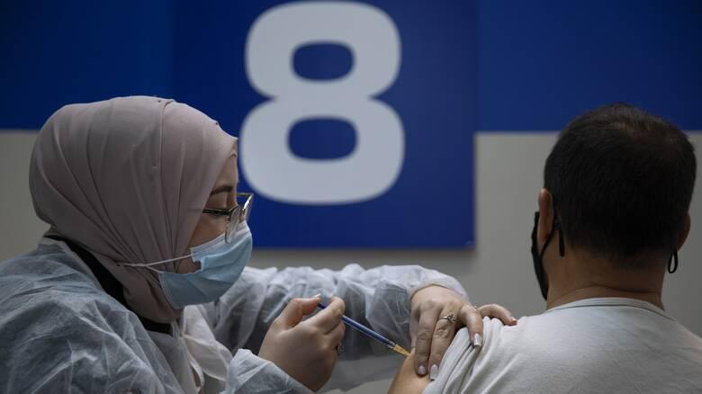 Ισραήλ: Νόσησαν 317 εμβολιασμένοι με την πρώτη δόση