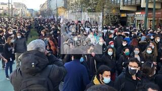 Δικογραφία από την ΕΛ.ΑΣ. για το πανεκπαιδευτικό συλλαλητήριο
