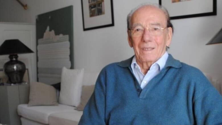Τάκης Λαμπρόπουλος: Πέθανε ο άνθρωπος που άλλαξε την ελληνική δισκογραφία