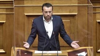 Καταγγελίες Καλογρίτσα: Στη Βουλή η δικογραφία για αναζήτηση τυχόν ποινικών ευθυνών του Ν. Παππά