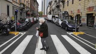 Ιταλία- Κορωνοϊός: Τα καταγεγραμμένα κρούσματα είναι χαμηλότερα από τα πραγματικά