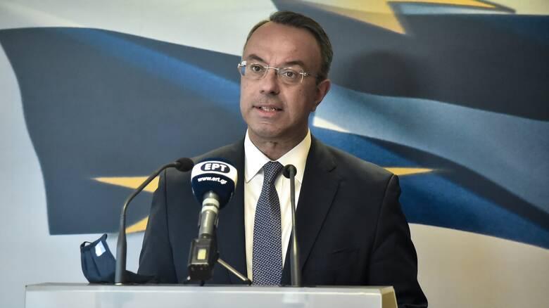 Σταϊκούρας: Μπορεί τμήμα της επιστρεπτέας προκαταβολής να μην επιστραφεί
