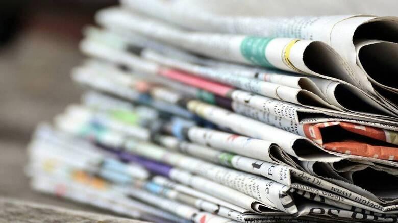 Τα πρωτοσέλιδα των κυριακάτικων εφημερίδων (31 Ιανουαρίου)