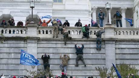 ΗΠΑ: Κορυφαία χορηγός του Τραμπ χρηματοδότησε τη διαδήλωση πριν από την επίθεση στο Καπιτώλιο