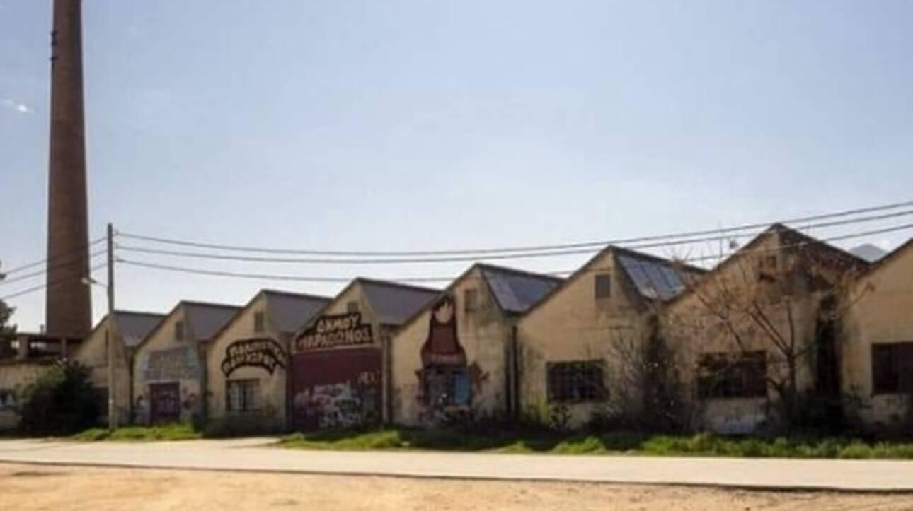 Ένα εγκαταλελειμμένο εργοστάσιο στη Νέα Μάκρη μετατρέπεται σε κέντρο Πολιτισμού και Τέχνης