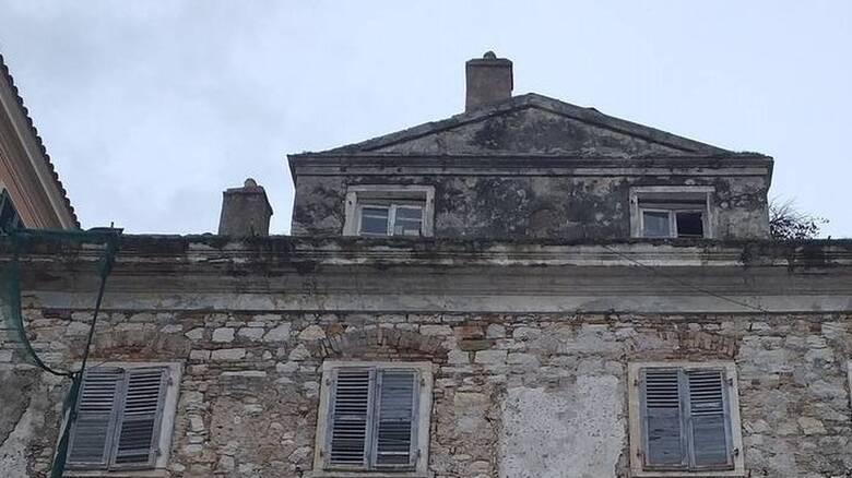 Κέρκυρα: «Στοιχειώνει» το αρχοντικό του φημισμένου ζωγράφου Άγγελου Γιαλλινά