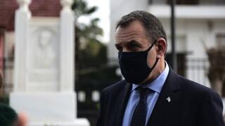 Παναγιωτόπουλος: Στο σχεδιασμό της κυβέρνησης η μελλοντική στράτευση στα 18