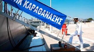 Παναγιωτόπουλος: Τα ονόματα των ηρώων των Ιμίων σε τρεις πυραυλάκατους του Πολεμικού Ναυτικού