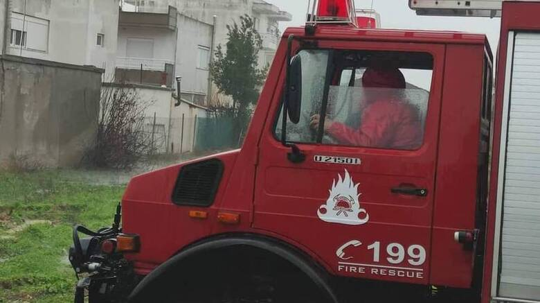 Βίντεο ντοκουμέντο: Οι τελευταίες στιγμές του άτυχου πυροσβέστη και η δραματική επιχείρηση διάσωσής