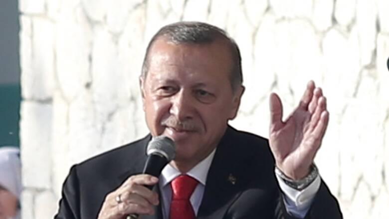 Τουρκία: Αναθεώρηση του Συντάγματος θέλει ο Ερντογάν
