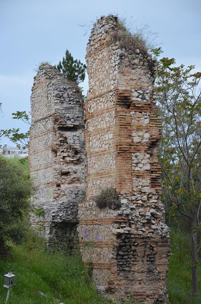 Hadrianic aqueduct