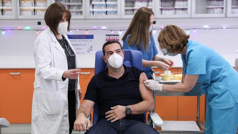 «Πατέντα» ΣΥΡΙΖΑ για τα εμβόλια του κορωνοϊού