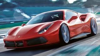 Η Ferrari ετοιμάζει έναν εξηλεκτρισμένο V6 με έως και 725 ίππους