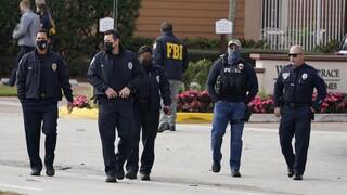 Πυροβολισμοί στη Φλόριντα: Νεκροί δύο πράκτορας του FBI σε υπόθεση εκμετάλλευσης παιδιών