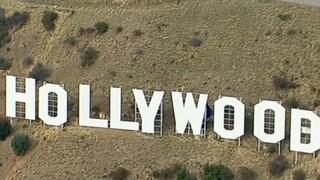 Λος Άντζελες: Συλλήψεις έξι ατόμων - Άλλαξαν τα γράμματα της διάσημης επιγραφής «Hollywood»