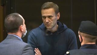 Ρωσία: Νέα ποινή φυλάκισης για τον Αλεξέι Ναβάλνι