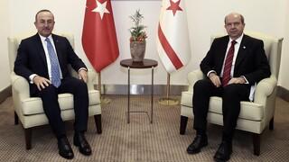 Τσαβούσογλου για Κυπριακό: Ξεχάστε την ομοσπονδία, συζητάμε μόνο για δύο κράτη