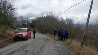 Αναφορές ότι εντοπίστηκαν τα συντρίμμια του εκπαιδευτικού αεροσκάφους στην Ελάτη