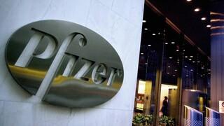 Κορωνοϊός: Η Pfizer περιμένει φέτος έσοδα τουλάχιστον 15 δισ. δολαρίων από το εμβόλιο της