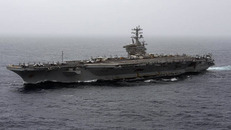 Πεντάγωνο: Το USS Nimitz αποχωρεί από τον Κόλπο - Τι μπορεί να σηματοδοτεί αυτή η κίνηση