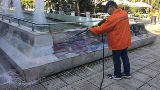 Δήμος Αθηναίων: «Ζωντανεύει» εκ νέου 34 εμβληματικά σιντριβάνια της πόλης